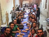 صورة اليوم.. يا محلى لمة رمضان