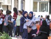انتظام الخدمات الأمنية بالشرقية أمام لجان الثانوية العامة