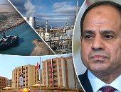 مصر تسجل أعلى نمو اقتصادى خلال 10 سنوات