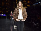 Saint Laurent يقدم مجموعة أزياء رجال لصيف وربيع 2019