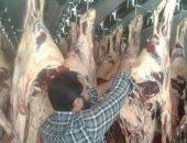 وضع برنامج لمتابعة السلع واللحوم بمنافذ الشركة المصرية لتجارة الجملة بسوهاج