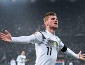شاهد.. فيرنر يفتتح أهداف ألمانيا ضد إسبانيا بالدقيقة 52 من قمة أوروبا