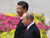 زعيما روسيا والصين يتفقان على تعزيز تنمية العلاقات الثنائية