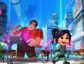 بوستر جديد لفيلم الأنيمشن Ralph Breaks the Internet قبل طرحه 21 نوفمبر