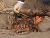 """صور.. اكتشاف أكبر مقبرة جماعية للأطفال فى """"بيرو"""" بعد ذبحهم كقرابين"""