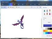 مايكروسوفت تطلق تحديثا جديدا لتطبيق Paint 3D.. اعرف مميزاته