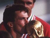 حكايات كأس العالم.. عندما أحاط الرعب والحظ السيئ بقائد منتخب ألمانيا