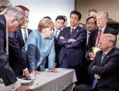 ماذا تقول الصحف العالمية؟.. العالم يتسابق لوضع عنوان لصورة ترامب وقادة قمة G7.. الرئيس الأمريكى يلتقى رئيس كوريا الشمالية بمفرده فى القمة التاريخية.. وانخفاض كبير فى أسعار البيتكوين