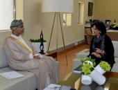رئيس هيئة البحرين للثقافة والآثار تستقبل سفير عمان لبحث التعاون المشترك