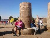 صحيفة: السياحة الفرنسية فى مصر ترتفع بنسبة 146 % خلال 2018