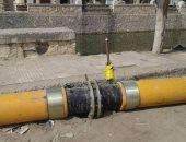 """انشاء محطة غاز طبيعى بفاقوس لخدمة الحسينية وصان الحجر بالشرقية """"صور"""""""