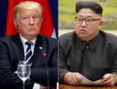 الرئيس الأمريكى يؤكد اعتزامه لقاء زعيم كوريا الشمالية مرة أخرى