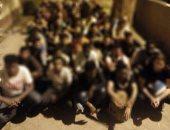 الداخلية تضبط 65 مصريا بينهم جنسيات مختلفة يختبئون بالقليوبية تمهيدا للهجرة غير الشرعية