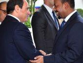 رئيس وزراء إثيوبيا: نخاف الله ونعرف حسن الجوار ولن نضر بالشعب المصرى - صور