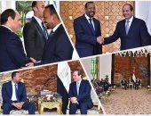 """رئيس وزراء إثيوبيا يضع النقاط على الحروف.. """"أبيى أحمد"""" من """"الاتحادية"""": نعرف معنى الأخوة وحسن الجوار ونخاف الله ولن نلحق الضرر بمصر ويجب نسيان الماضى.. حصتكم من المياه ستزيد.. ويؤكد: دول إفريقية تتآمر على بعضها"""