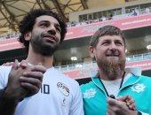 رئيس الشيشان: اعتزال محمد صلاح بسبب مقابلتى شائعات من الأعداء
