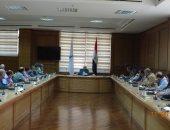 رئيس جامعة كفر الشيخ يكلف عمداء الكليات بإنهاء أعمال التصحيح فى أسرع وقت