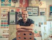 """الكشف عن لوجو المتحف المصرى الكبير يفتح نقاشا ثقافيا """"إيجابيا"""".. مصمم الشعار: """"البعض أحب اللوجو لحداثته.. والبعض لعننى"""".. طارق عتريسى: ردود الأفعال لم تفاجئنى.. ومناقشة التصميم مهمة لتعزيز الإبداع"""