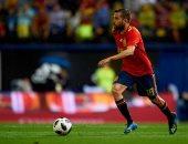 كأس العالم 2018.. حرب كلامية بين ألبا ورئيس برشلونة بسبب ميسي