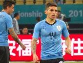 إصابة توريرا لاعب أرسنال فى ودية أوروجواى والمكسيك