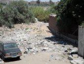 شكوى من تراكم القمامة ونقص الخدمات فى شارع محمد فريد بمدينة السلام
