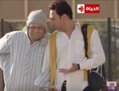 الحلقة 25 من ربع رومى.. مصطفى خاطر يحاول الحصول على بردية من سلمى حايك