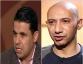 خالد الغندور وأيمن الكاشف فى الاستوديو التحليلى للكأس العالم على راديو مصر