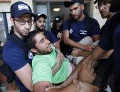 الاحتلال الإسرائيلى يطرد مستوطنين بالضفة الغربية قبل هدم الوحدات السكنية - صور
