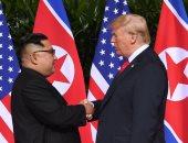 ترامب: أعتقد أن كيم سيبدأ نزع السلاح النووى فورا