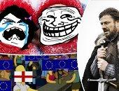"""الاتحاد الأوروبى يعلن الحرب على """"الميم"""".. نكت الإنترنت فى خطر.. صور الأفلام والمسلسلات الكوميدية عرضة للحذف وأوروبا تهدد بالمحاكم.. النشطاء ضياع حرية التعبير والانتقام السياسى.. فهل تختفى صفحات الضفدع كيرميت؟"""