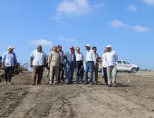 """فيديو.. """"كفر الشيخ"""" تستعد لإقامة أكبر مشروع لإستغلال الرمال السوداء"""