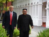 """معارضو """"ترامب"""" ينتقدون تأدية الرئيس الأمريكى التحية لجنرال كورى شمالى"""