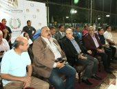 محافظ القاهرة يشهد ختام الدورة الرمضانية لكرة القدم الخماسية للعاملين