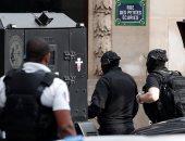 فيديو.. وزير داخلية فرنسا: 350 شرطيا يشاركون فى مطاردة مطلق النيران بستراسبورج