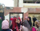دموع وأحزان لطلاب الثانوية العامة بالقليوبية وبنى سويف وأسيوط وجنوب سيناء
