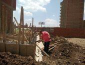 رئيس مدينة منشأة القناطر يوجه بسرعة الانتهاء من إنشاء محطة المياه