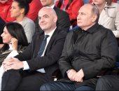 هل يحضر بوتين مواجهة مصر وروسيا فى كأس العالم؟.. بيسكوف يجيب