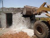 إزالة 45 حالة تعدى وتوزيع 47 ألف طن أسمدة بكفر الشيخ
