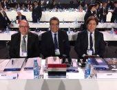 صور .. وفد اتحاد الكرة يحضر كونجرس الفيفا ويؤكد التصويت للمغرب لاستضافة مونديال2026