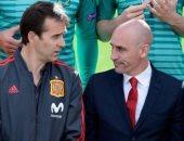 لوبيتيجى مهدد بالإقالة من تدريب إسبانيا قبل كأس العالم