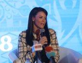 صور.. وزيرة السياحة: حرصنا على الترويج لمصر سياحيا بالمحافل الكبيرة وكأس العالم