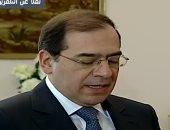 وزير البترول: الرئيس السيسى يتابع بنفسه قطاع الطاقة لتمنيته وتطويره (فيديو)