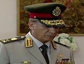 القوات المسلحة تهنئ رئيس الجمهورية والشعب بمناسبة ذكرى الثلاثين من يونيو