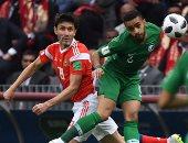 65 دقيقة.. روسيا تتفوق على السعودية 2 - 0 فى كأس العالم