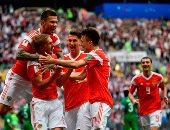 تفاصيل مباراة افتتاح كأس العالم وفوز منتخب روسيا بخماسية