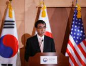 """وزير خارجية اليابان يحث مسئولى دول التيكاد على الانتهاء من """" إعلان يوكوهاما """""""