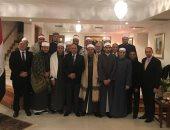 القنصل العام بسيدنى يلتقى الشيوخ الموفدين من الأوقاف لإحياء ليالى رمضان