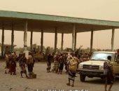الميليشيات الحوثية تقصف مواقع للجيش اليمنى بالحديدة