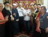 صور.. مشاهد فى رمضان تجسد فيها روح الوحدة الوطنية بالشرقية