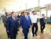 رئيس مجلس وزراء اليمن يصل عدن قبل ساعات من زيارة الرئيس اليمنى
